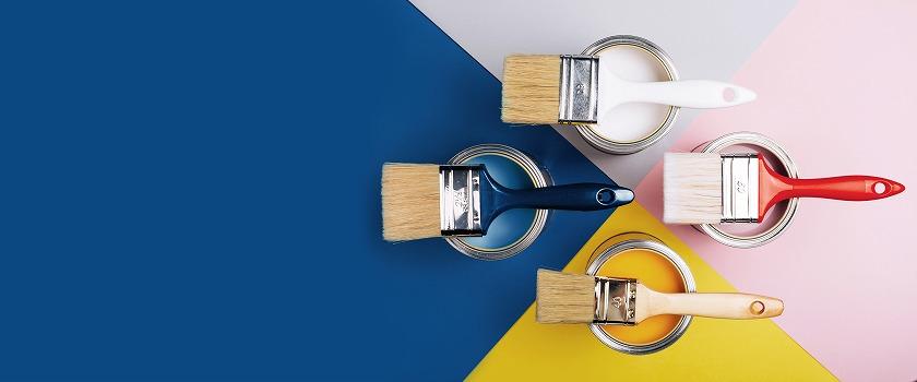 自宅でモノづくり!知っておきたい塗料の種類と特徴